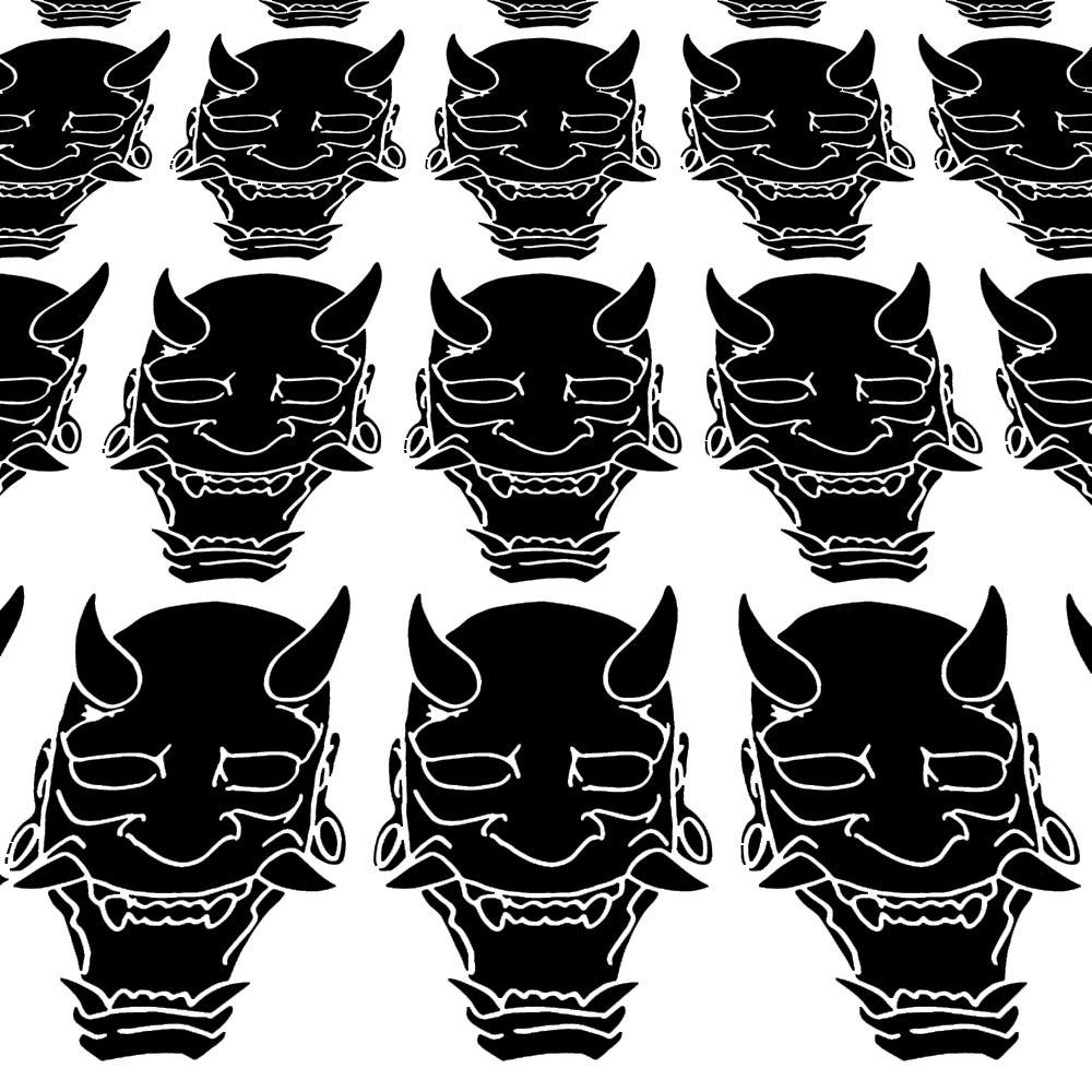 Image of Oni Mask Fill
