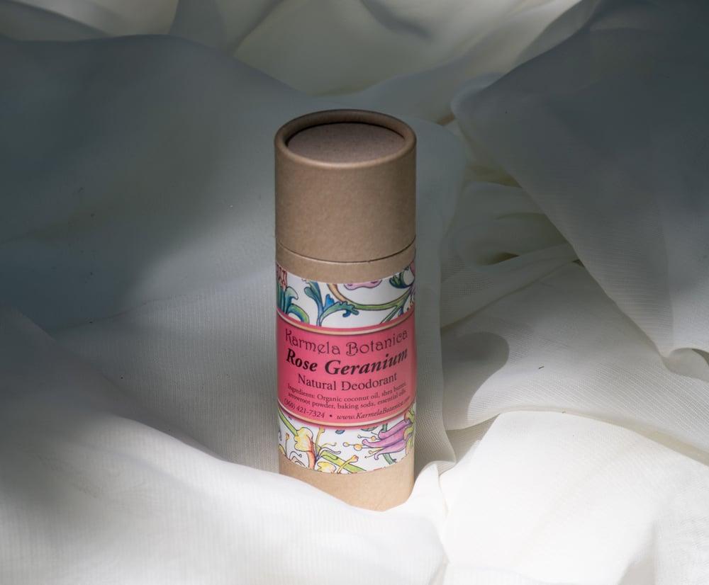 Image of Natural Deodorants