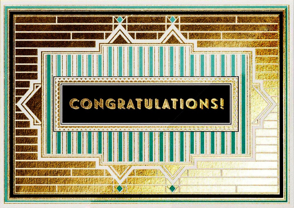 Image of Congratulations Card