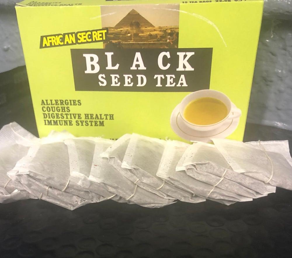 Image of Black Seed Tea