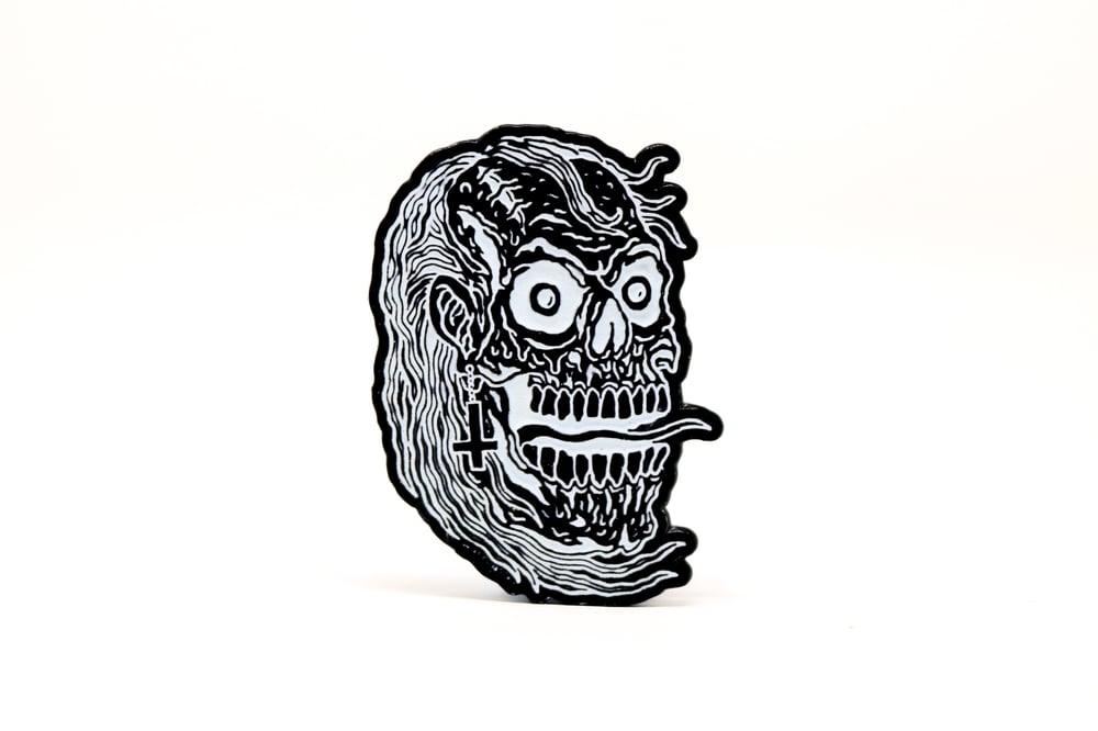 Will Carsola - Creeper Enamel Pin