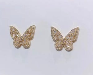 Image of Crystallized Butterflies
