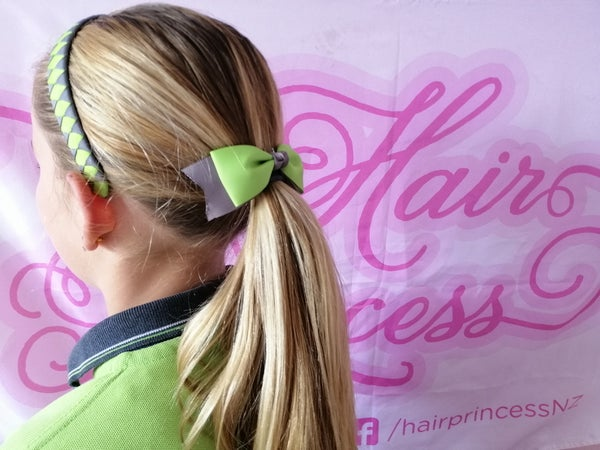 Image of Clearview School hair accessories by Hair Princess