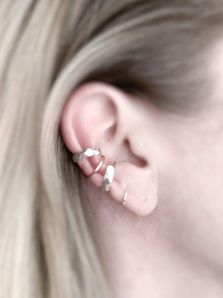 Image of Diamond Back Ear Cuff