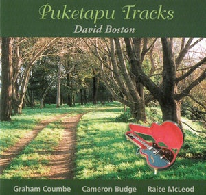 Image of Dave Boston - Puketapu Tracks