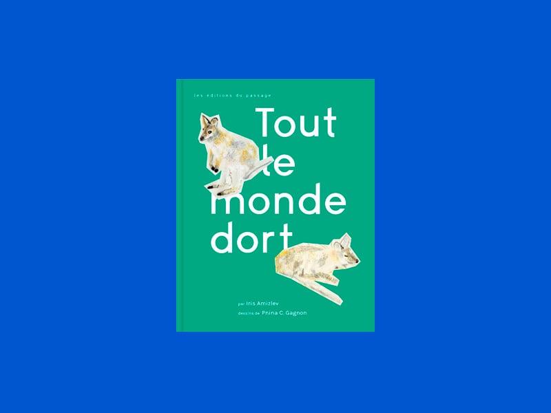 Image of Tout le monde dort, Iris Amizlev , Pnina Gagnon