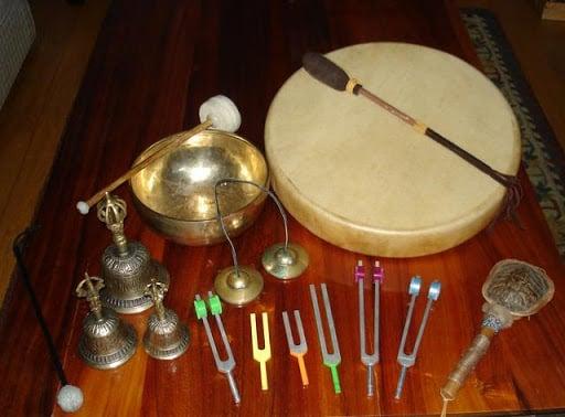 Reiki + Sound Healing + Chakra Balancing