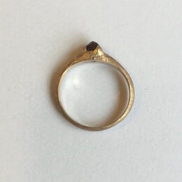 Image of Plain Mudlark Ring