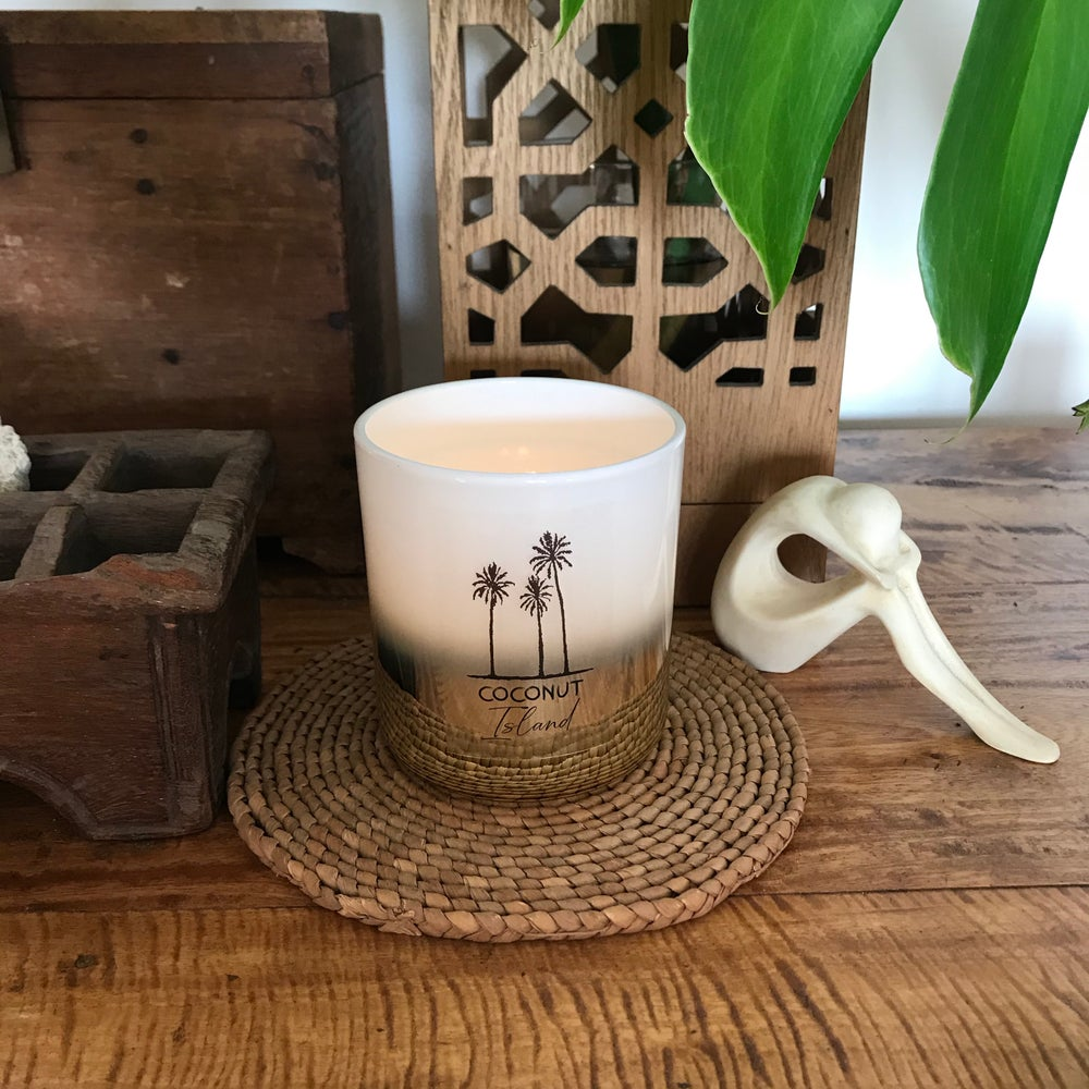 Image of Coconut Island Candle