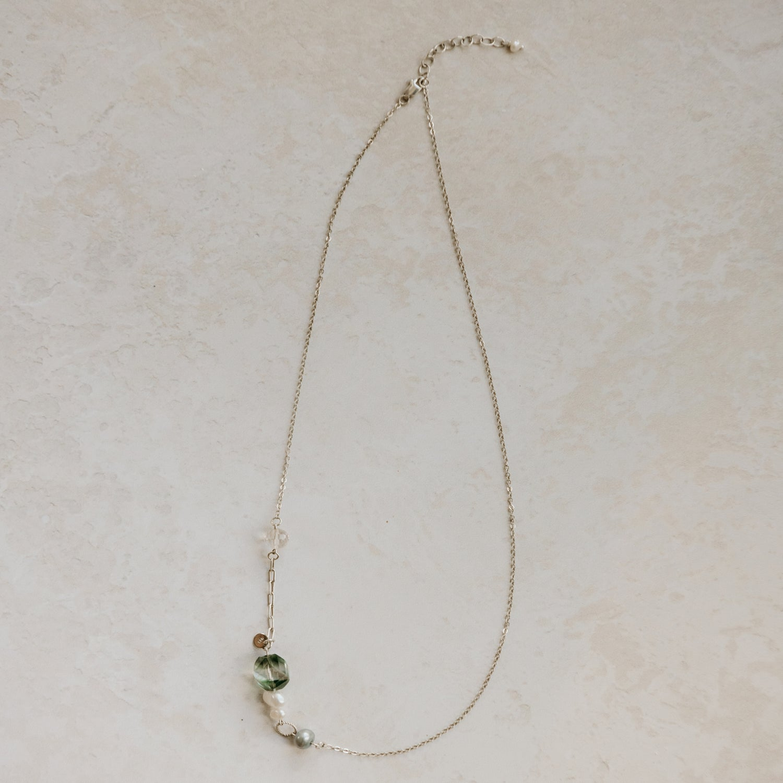 Image of Playfull Necklace Topaz