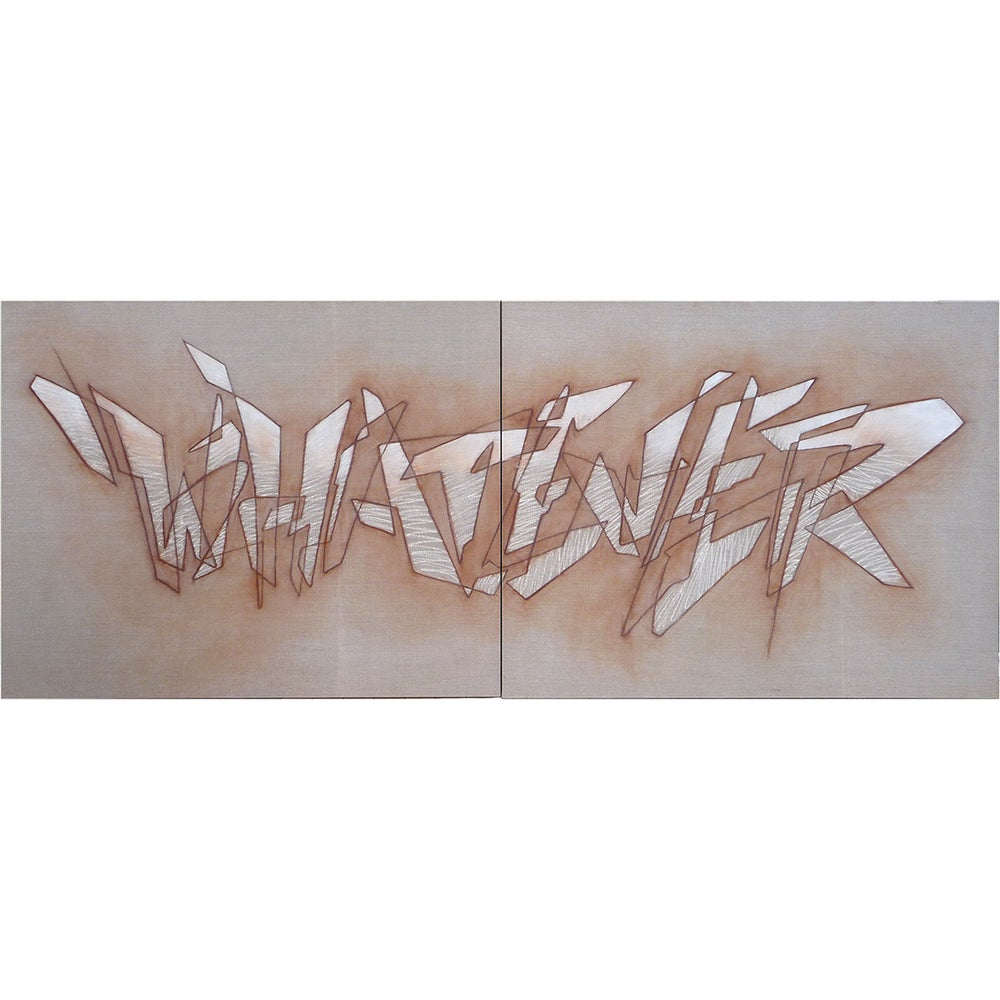 Image of WHATEVER / Mode2