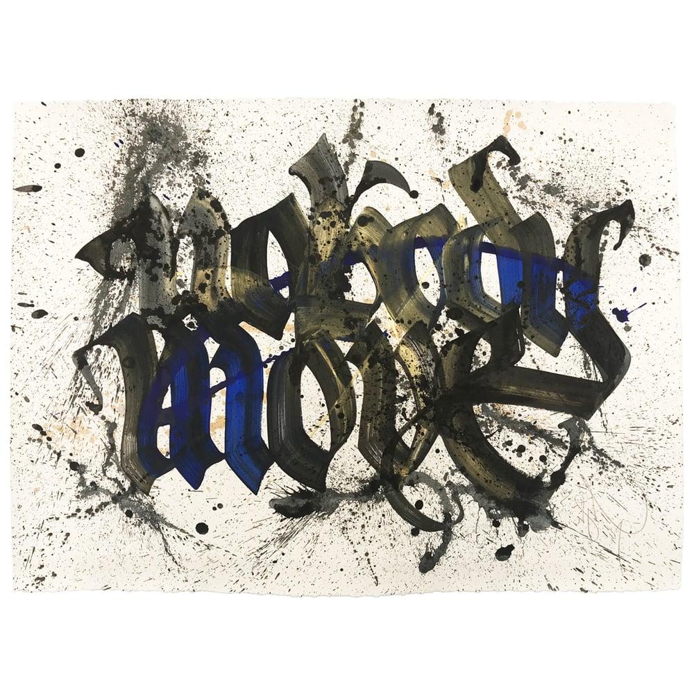 Image of NOBODY MOVE / Niels Shoe Meulman