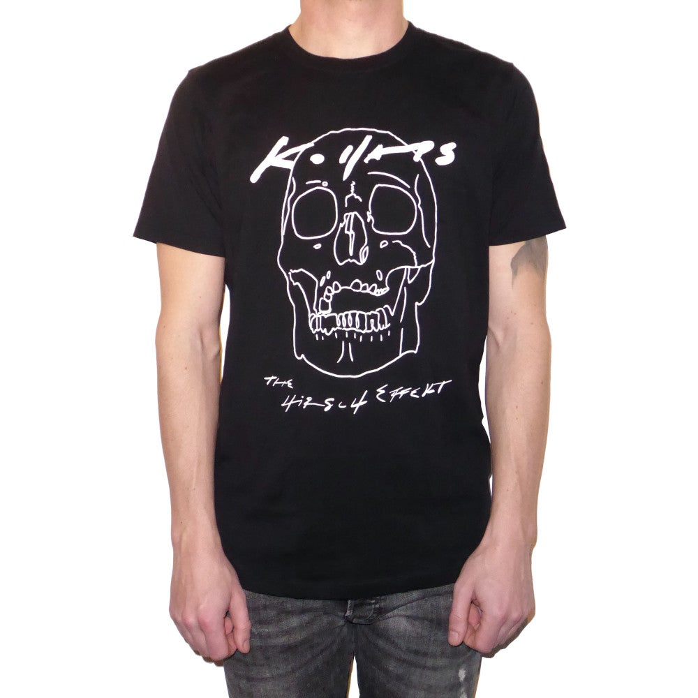 Kollaps Skull Shirt black