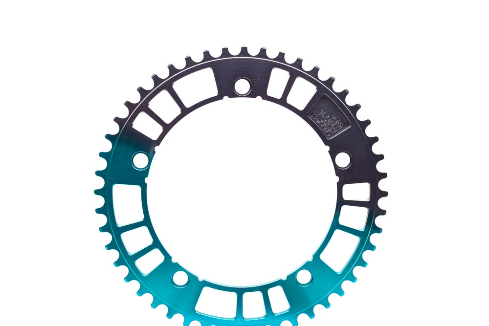 Image of aarn 144#48 Limited Edition Track Chainring (144BCD//48-Tooth)