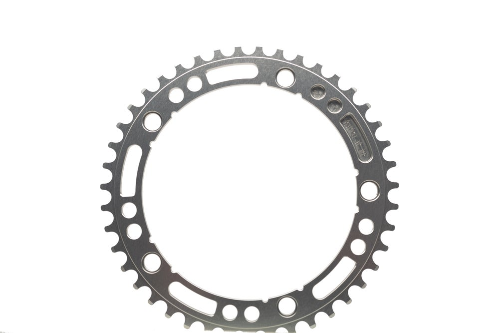 Image of aarn 144#43 Tracklocross / Old Knees Track Chainring (144BCD//43-Tooth)