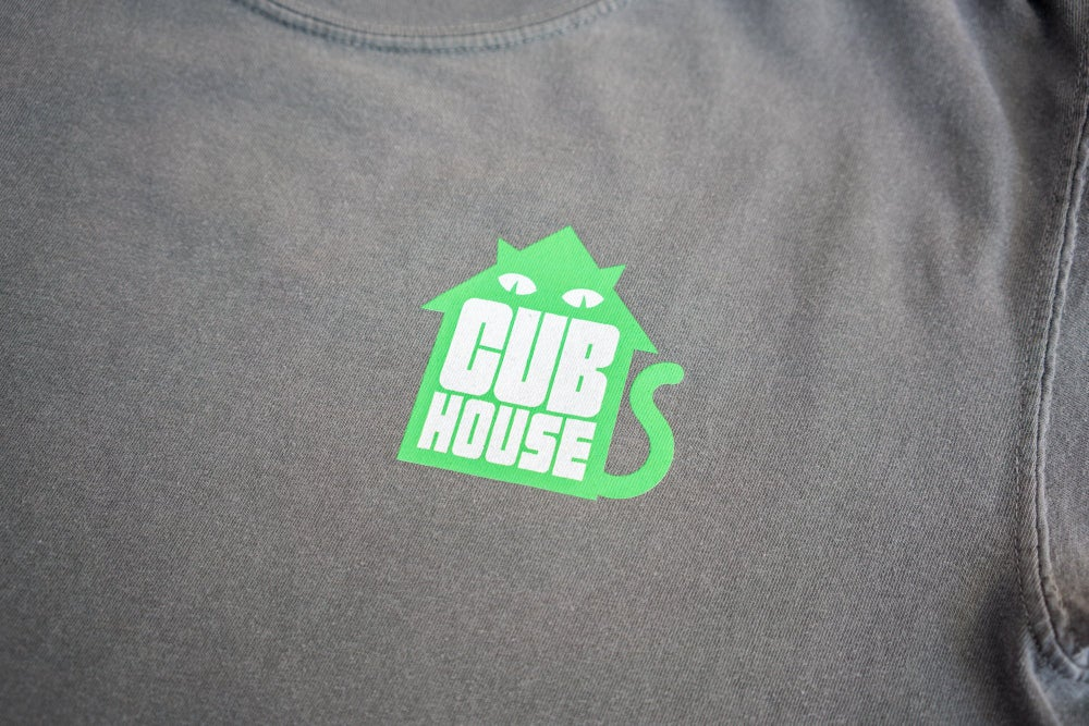 What's Up Chuck Cub House T