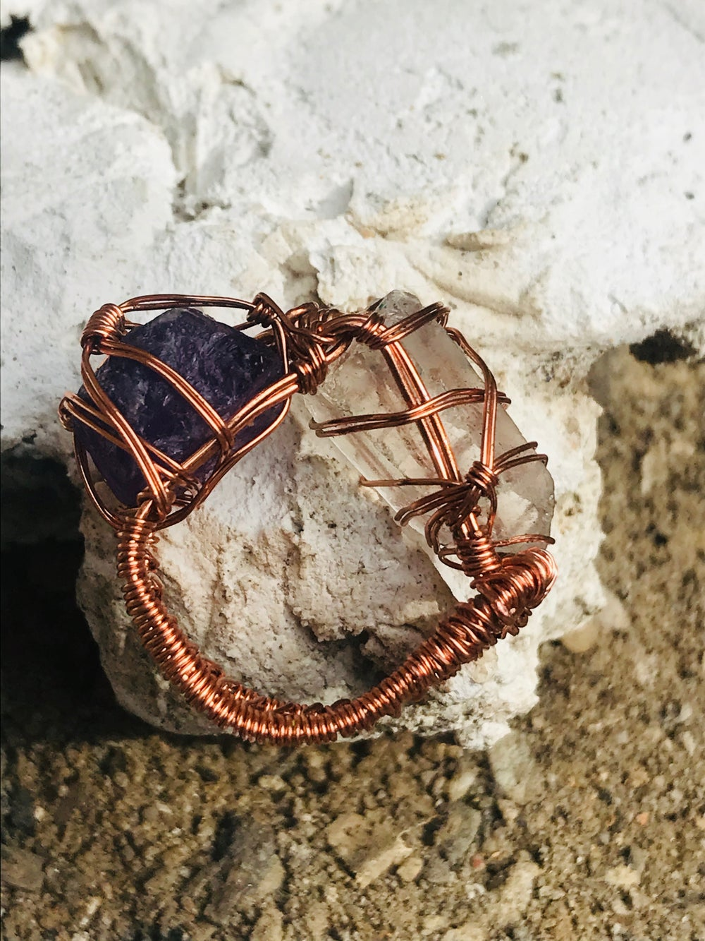 Amplified Ring