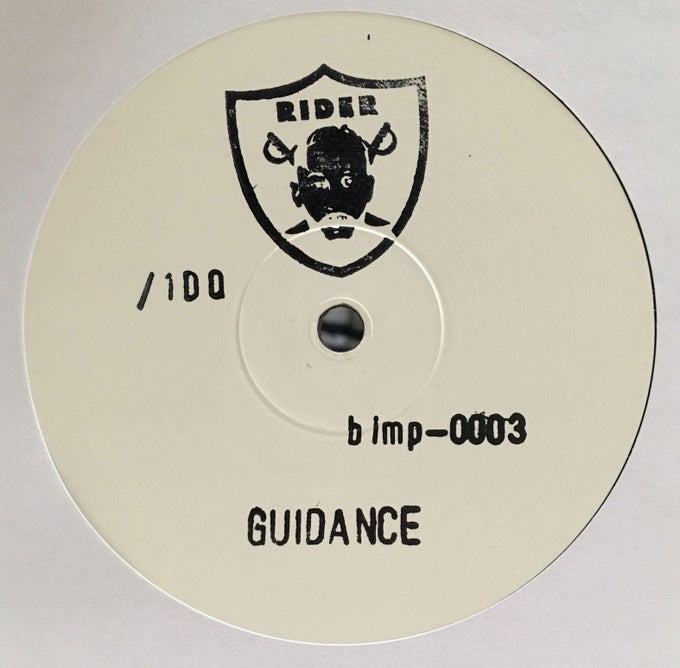 Image of Bim One Production - Guidance feat. Rider Shafique