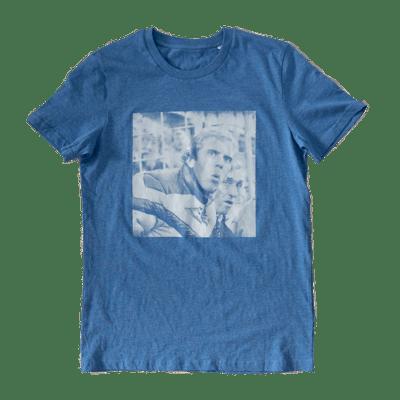 Image of Himmelsblå t-shirt