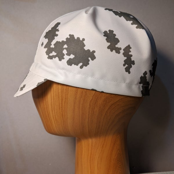 Image of Cycling Cap - Arctic Camo Twill