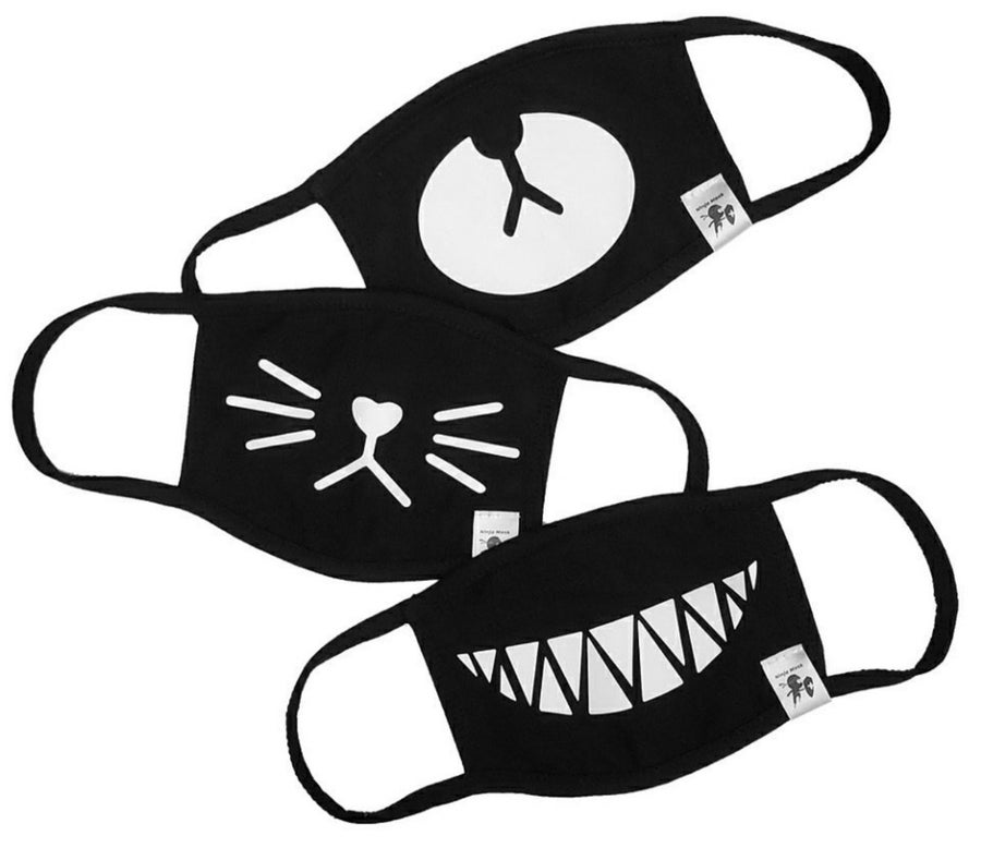 Image of Ninja masks