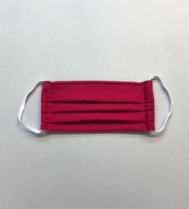 Image of Nasen-Mund-Maske cerise-pink