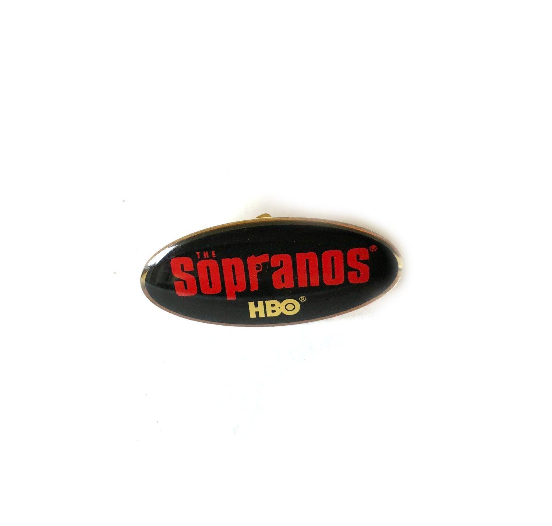 Image of The Sopranos Pin