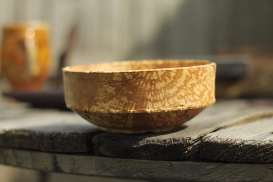 Image of Splated Birch Bowl