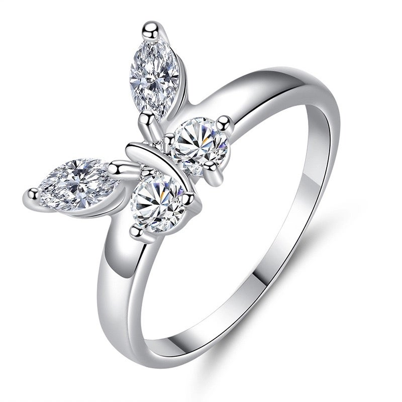 Image of Mini Butterfly Ring