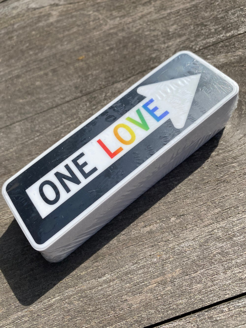 Image of Pack of 50 ONE LOVE Stickers