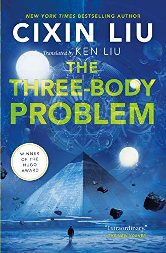 Image of The Three-Body Problem for Jackie Chiou