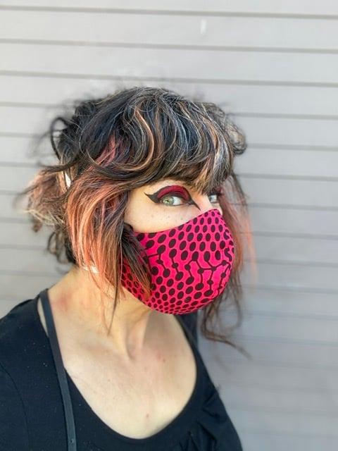 Image of Pink Precautions!