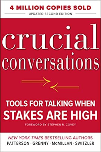 Image of Crucial Conversations for Marc Tobias