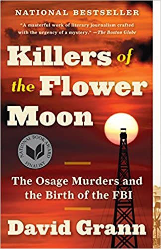 Image of Killers of the Flower Moon: The Osage Murders and the Birth of the FBI for Utsha Khatri