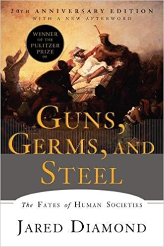 Image of Guns, Germs, and Steel for Lyudmila Garbovsky