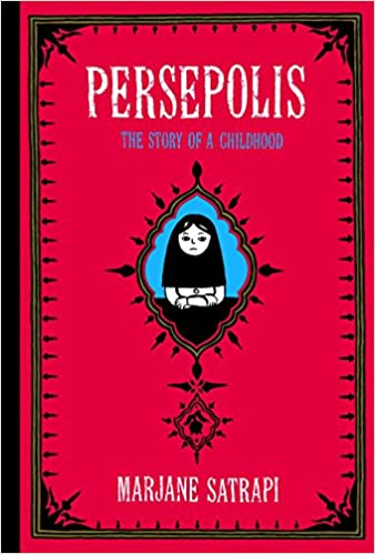 Image of Persepolis: The Story of a Childhood for Arianna zane