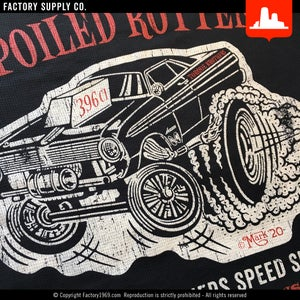 Torque Brothers TB050 - Falcon gasser - Canvas 3500 long sleeve thermal