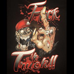 """Image of """"Fuck Yo Truck"""" T-Shirt"""