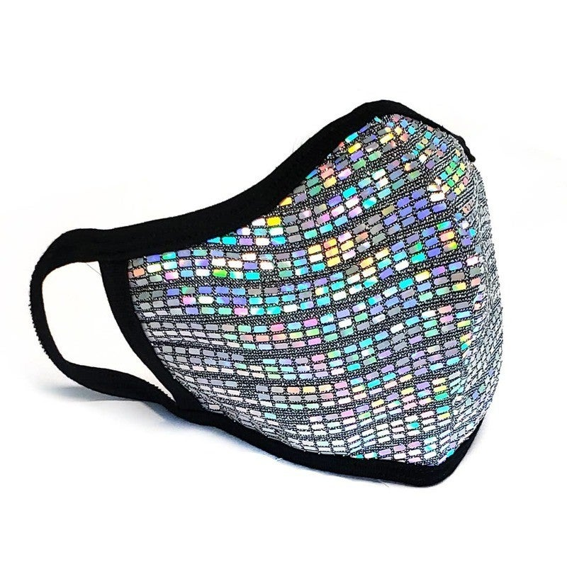 Image of Holographic masks
