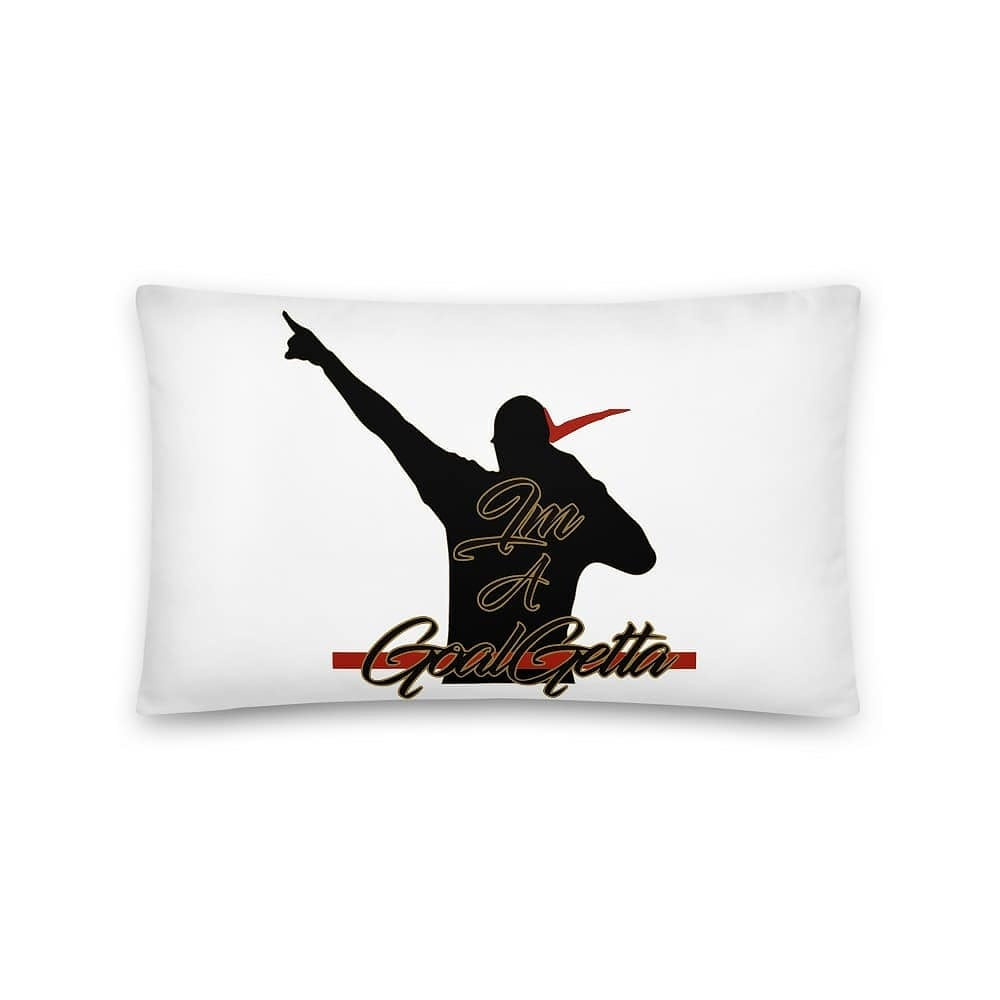 Image of GOALGETTA PILLOW
