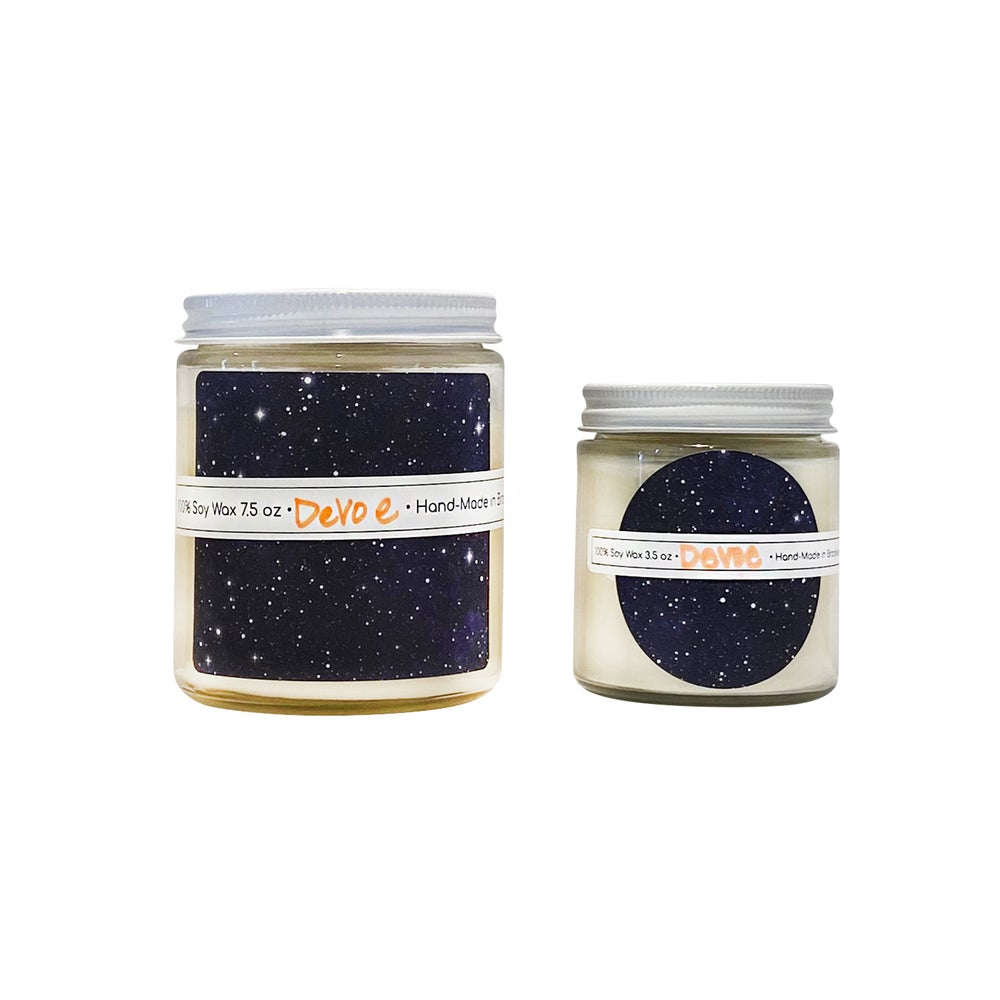 Image of We See Stars Hand Poured Candle: Devoe