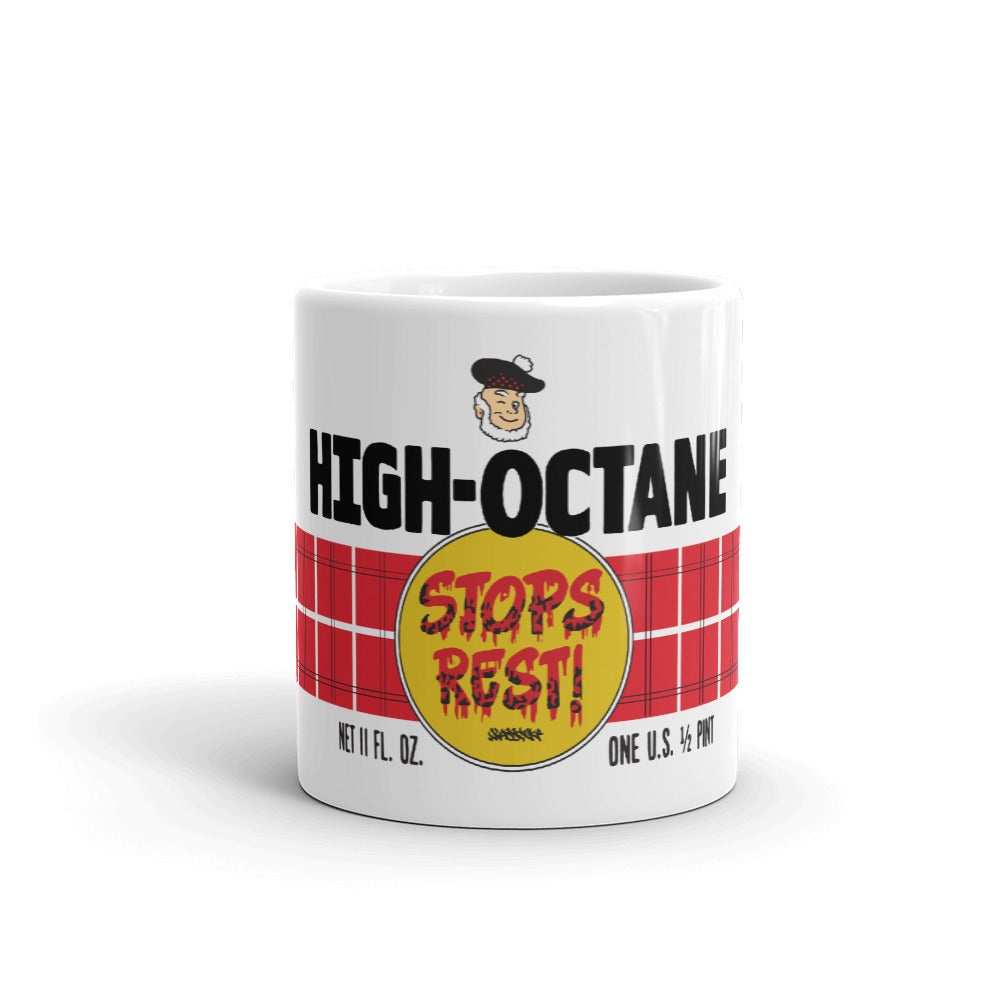 Image of High Octane - Stops Rest