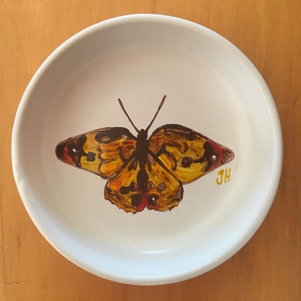 Image of Butterfly Trinket Dishes