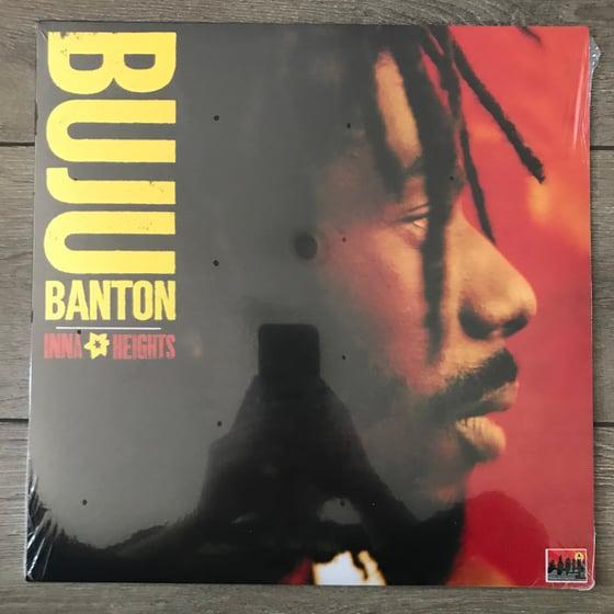 Image of Buju Banton - Inna Heights Vinyl LP