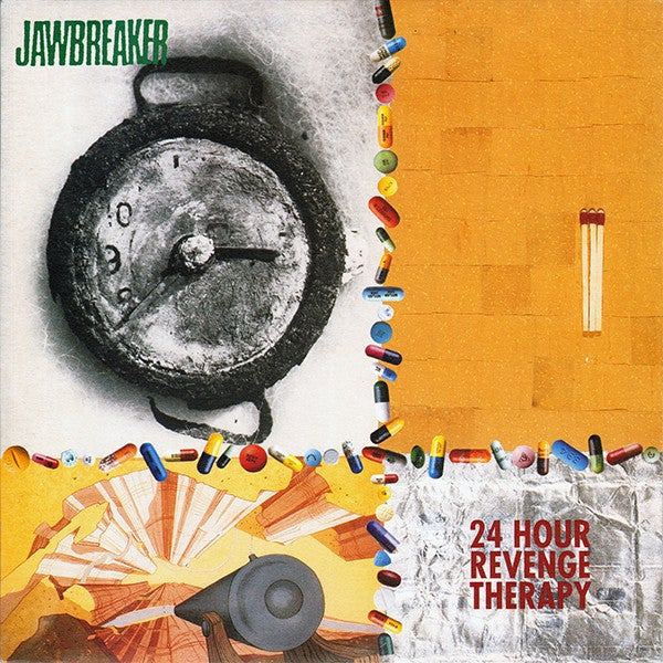 Image of Jawbreaker - 24 Hour Revenge Therapy LP