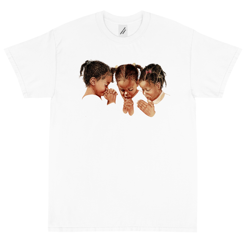 Image of 3Girls White T shirt