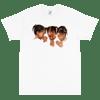 3Girls White T shirt