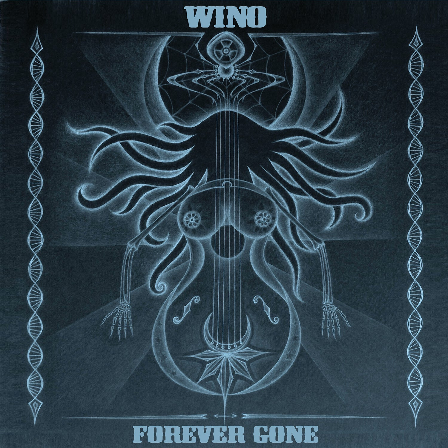Image of Wino - Forever Gone Limited Edition Digipak CD