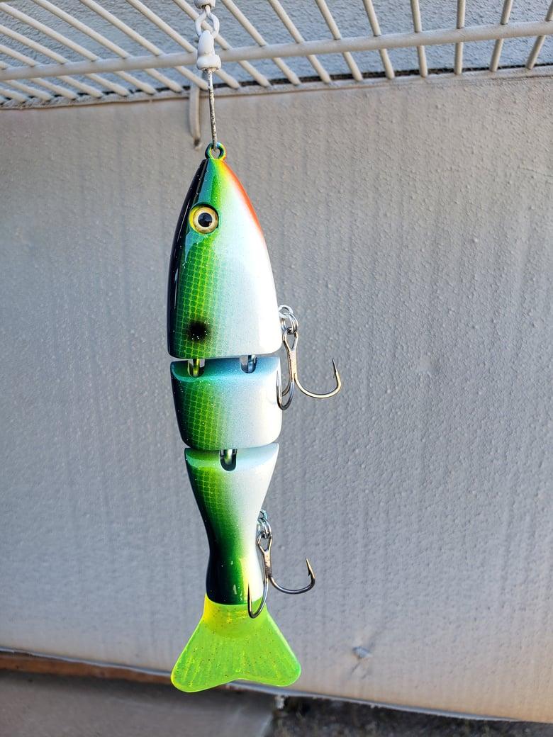 Image of 7 inch TT. Citrus Shad.