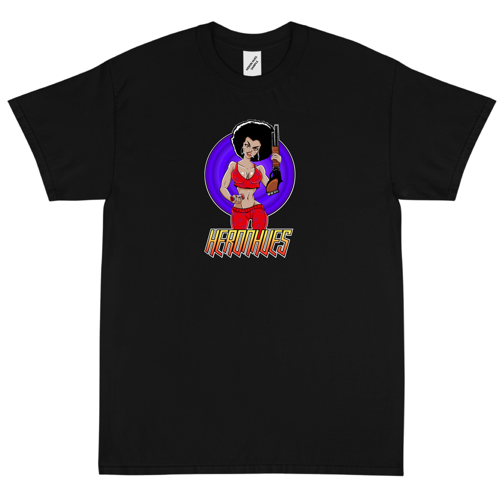 Image of Coffy Black T shirt